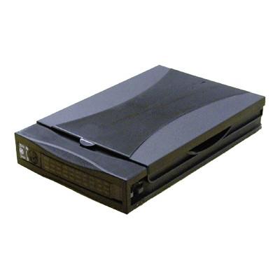 Addonics Aahdsa35cs Combo Hard Drive Enclosure For Serial Ata Aahdsa35cs - Storage Drive Carrier (caddy) - 3.5 - Black