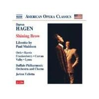 Hagen: Shining Brow (Music CD)