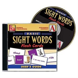 (Price/EA)Basic Sight Words Software