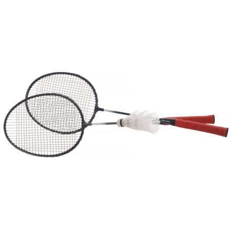 Chevron Badminton Game
