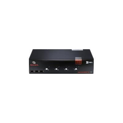 Switchview Sc340 - Kvm / Audio / Usb Switch - 4 Ports - Desktop