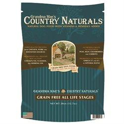 Grandma Mae's Country Naturals Grain Free Dog Food 28 lbs.