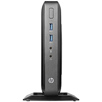 Hp T520 Thin Client - Amd G-series Gx-212jc Dual-core (2 Core) 1.20 Ghz - 4 Gb Ram Ddr3l Sdram - 8 Gb Flash - Amd Radeon Hd 9000 Graphics - Gigabit Ethernet - Hp Smart Zero (english) - Wireless Lan - Displayport - Vga - Network (rj-45) - 6 Total Usb Port( Y6z00ut