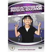 Great Activities For Physical Education - Keystage 1