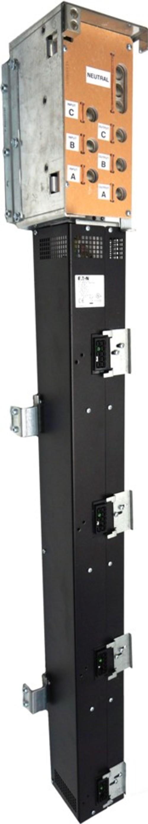 Eaton 103007828-5591 Bladeups Busbar - Top Entry - 4-high - 48kw - 3 Phase