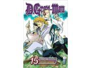D.Gray-Man 15 D.Gray-man Binding: Paperback Publisher: Viz Publish Date: 2009/11/03 Synopsis: Washed away to unknown parts of the world after the Great Flood, 15-year-old Allen Walker roams the earth in search of Innocence--a mysterious substance used to create weapons that obliterate demons known as akuma