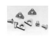 Negative Rake Carbide Insert (6 Pack)