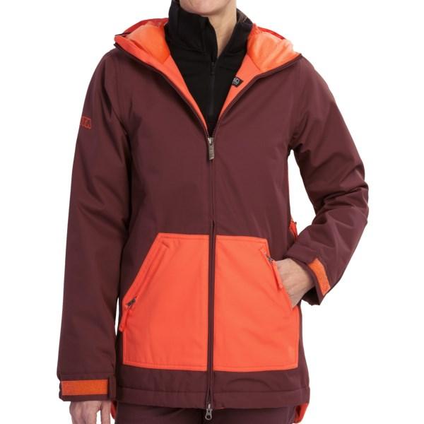 Nikita Diptail Snowboard Jacket - Insulated (For Women)