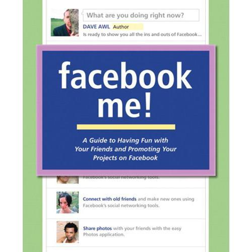 Peachpit Press Facebook Me!