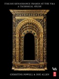 This visually stunning and technically detailed book is an in-depth analysis of the materials and techniques used on thirty eight of the V&A's Renaissance frames