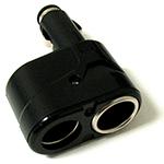 Whistler Universal Double Adapter Cigarette Lighter Universal Cigarett
