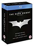 The Dark Knight Trilogy [Blu-ray] [Region Free] [UK Import]