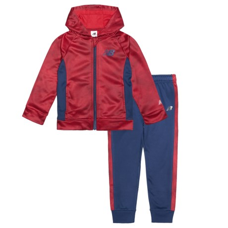 Hoodie And Joggers Set (for Toddler Boys)