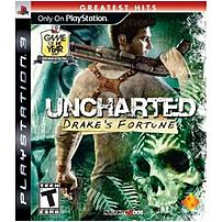Sony 711719810322 Uncharted: Drake's Fortune For Playstation 3
