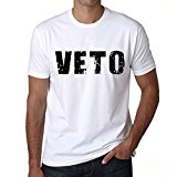 One in the City Men's Vintage Tee Shirt Graphic T Shirt Veto