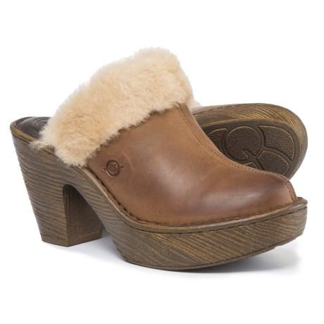 Born Prespa Clogs - Leather (for Women)