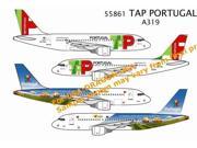 1/400 TAP Portugal A319 ~ CS-TTA & CS-TTJ (Twin Pack) (Airline)