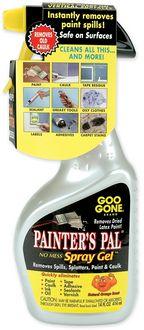 Goo Gone Painter's Pal No Mess Spray Gel-14 Ounces