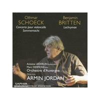 Britten: Lachrymae; Schoeck: Cello Concerto; Sommernacht