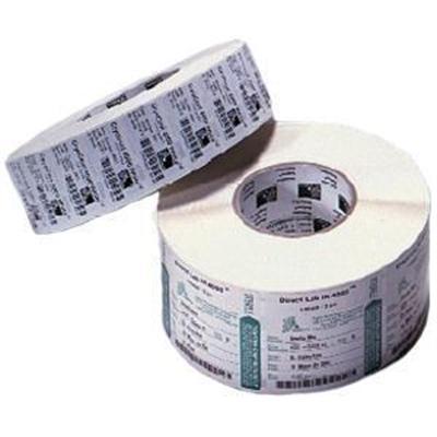 Zebra Tech 72282 Trans Matte 2000 - Labels - White - 1.25 In X 2.75 In