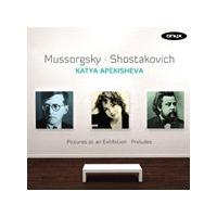 Mussorgsky: Pictures at an Exhibition; Shostakovich: Preludes (Music CD)