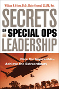 Special Ops fighting forces like the Navy SEALS, Green Berets, and Delta Force accomplish impossible-seeming feats while up against extraordinary odds on every single mission