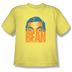 Youth(8-12yrs) MR BEAN Short Sleeve BEAN Large T-Shirt Tee