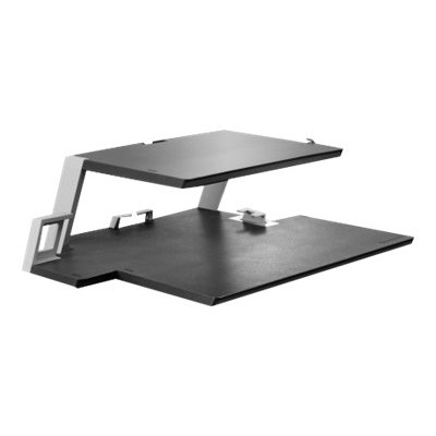 Lenovo 4xf0l37598 Dual Platform Notebook And Monitor Stand - Stand For Lcd Display / Notebook / Tablet - For 320 Touch-15  320-14  320-15  320-17  320s-15  Idea