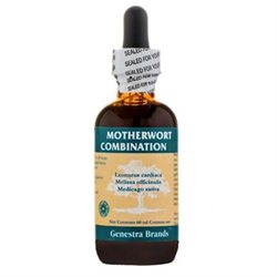 Seroyal Usa Motherwort Combination #2 60Ml