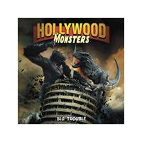 Hollywood Monsters - Big Trouble (Music CD)