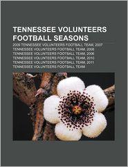 Tennessee Volunteers Football Seasons