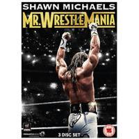 WWE: Shawn Michaels WrestleMania Matches