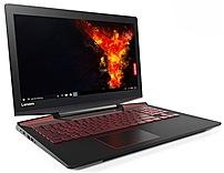 Lenovo 80vr0075us Legion Y720 Laptop Pc - Intel Core I7-7700hq 2.80 Ghz Quad-core Processor - 16 Gb Ddr4 Ram - 1 Tb Hard Drive   256 Gb Ssd - 15.6-inch Display - Windows 10 Signature Image - Black