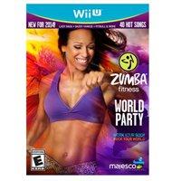 Zumba Fitness World Party Wii U By Wii U