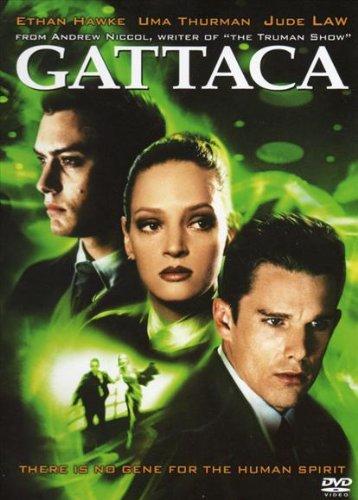 Gattaca Poster Movie G 11x17 Ethan Hawke Uma Thurman Jude Law Gore Vidal