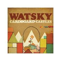 Watsky - Cardboard Castles (Music CD)