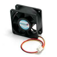 Startech.com Fan6x25tx3h 60x25mm High Air Flow Dual Ball Bearing Computer Case Fan W/ Tx3 - System Fan Kit - 60 Mm - For P/n: Rmc4450
