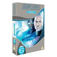 Star Trek The Next Generation - Season 6 (Slim Box Set)