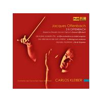 3x Offenbach (Music CD)
