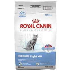 Royal Canin Dry Cat Food, Light 40 Formula, 3-Pound Bag