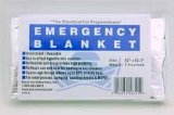 Compact Emergency Space-Age Emergency Blanket