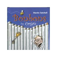 Bonbons for Organ (Music CD)