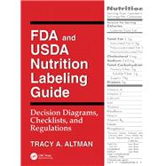 Fda And Usda Nutrition Labeling Guide: Decision Diagrams, Check