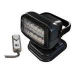 Golight 51494 Portable Radioray Led With Wired Remote Grey