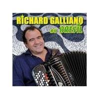 Richard Galliano - Au Brésil (Music CD)