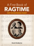 """This compilation of easy-to-play ragtime favorites features 24 rollicking melodies by """"The Big Three"""" of ragtime — Scott Joplin, James Scott, and Joseph Lamb — plus pieces by Eubie Blake, Tom Turpin, and other artists"""