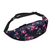 Roux Original Fanny Pack (Midnight Roses)