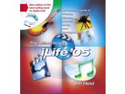 The Macintosh iLife 05: An Interactive Guide to iTunes, iPhoto, iMovie, iDVD, and GarageBand Binding: Paperback Publisher: Peachpit Press Publish Date: 2005-04-17 Language: ENGLISH Pages: 360 Weight: 2.2 ISBN-13: 9780321335371