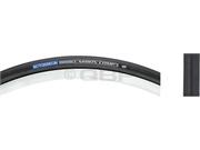Hutchinson Carbon Comp Tire 700x23 Tubular Black