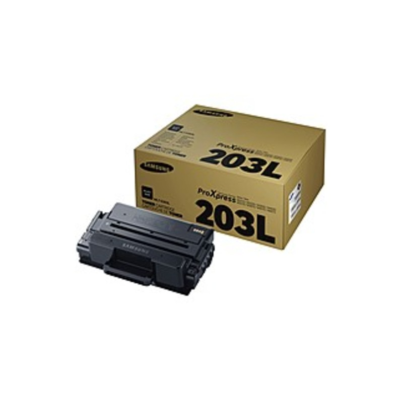 Hp Mlt-d203l Toner Cartridge - Alternative For Samsung Mlt-d203l (mlt-d203l/xaa) - Black - Laser - High Yield - 5000 Pages
